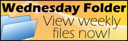 Wednesday Folder - View weekly files now!